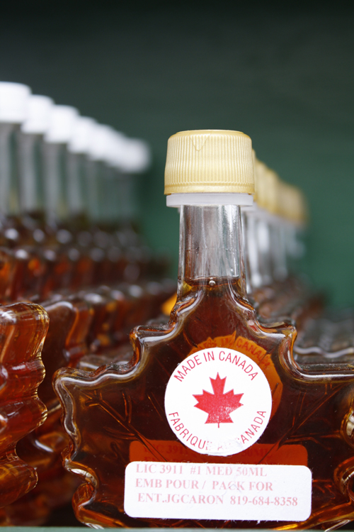 Ottawa maple syrup