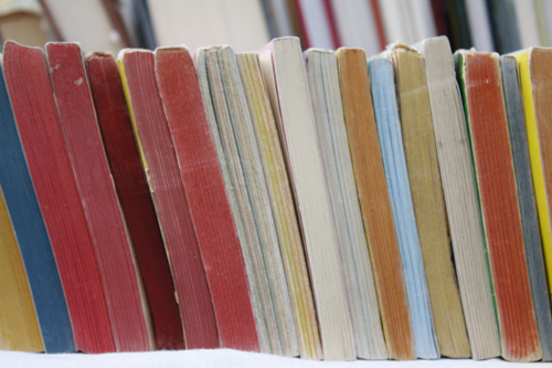 Colourful pages
