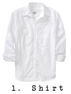 1. Shirt