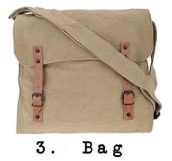3. Bag