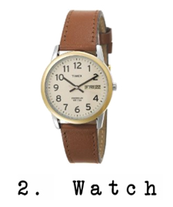 2. Watch