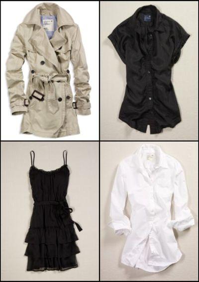 AE clothes